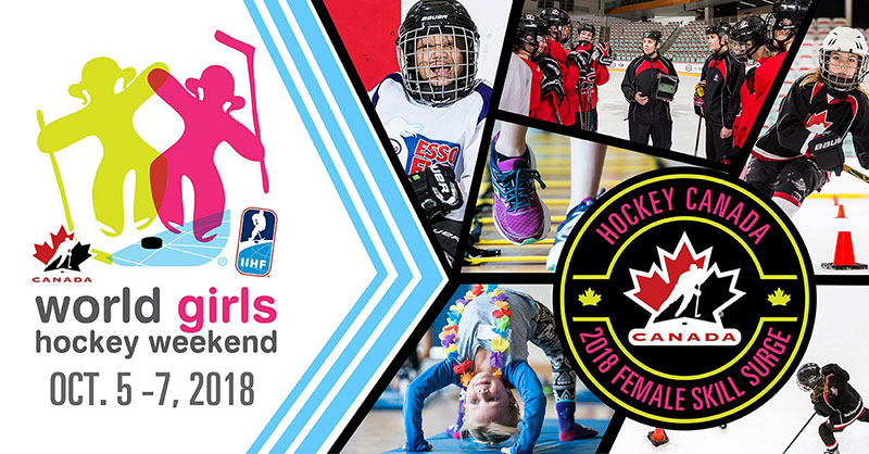 World Girls Hockey Weekend